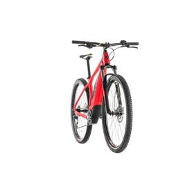 Cube Acid Hybrid ONE 500 El-MTB/HT rød